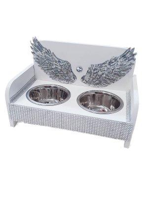 bufet skrzydła srebrny