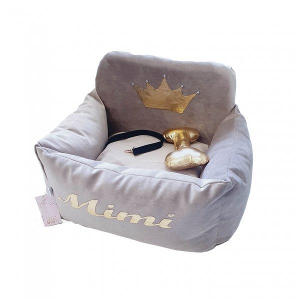 Fotelik korona 02